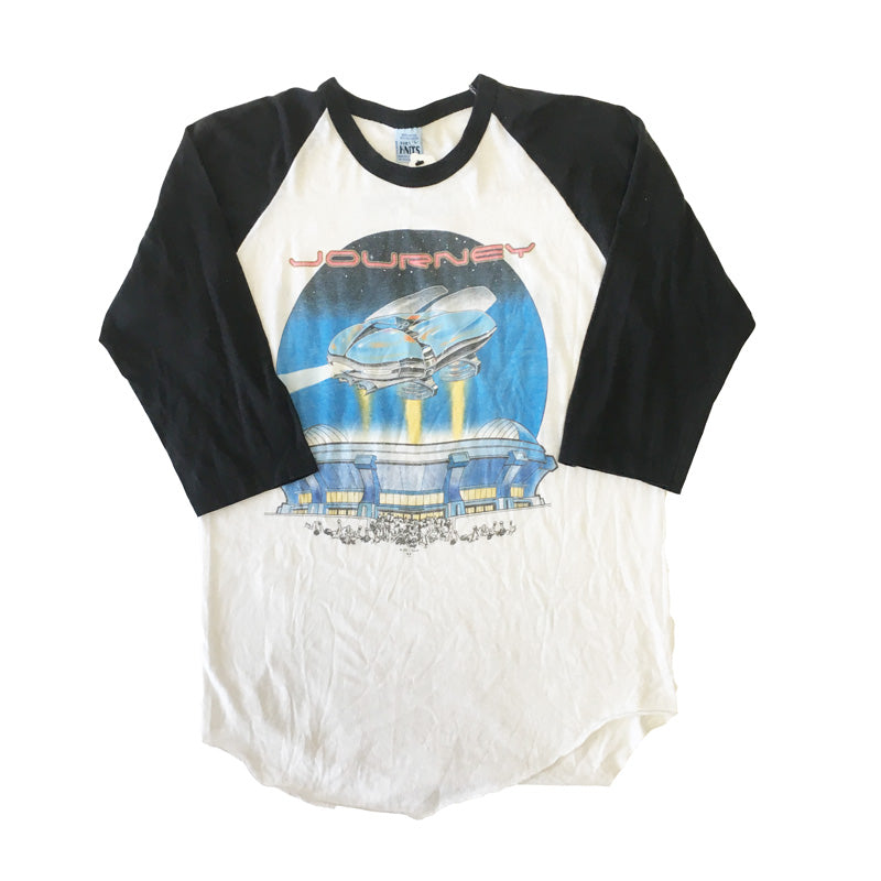 1989 Journey Stanley Mouse Tour Tee (S)
