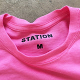 Station 'Nowhere Butt' Tee
