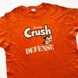 Vintage 80's Denver Broncos Orange Crush Tee