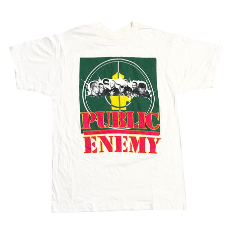 Bootleg 90s Public Enemy Rap Tee