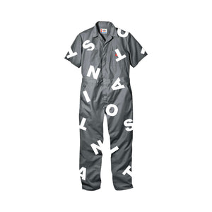 Station 'Alphabet Soup' Coveralls