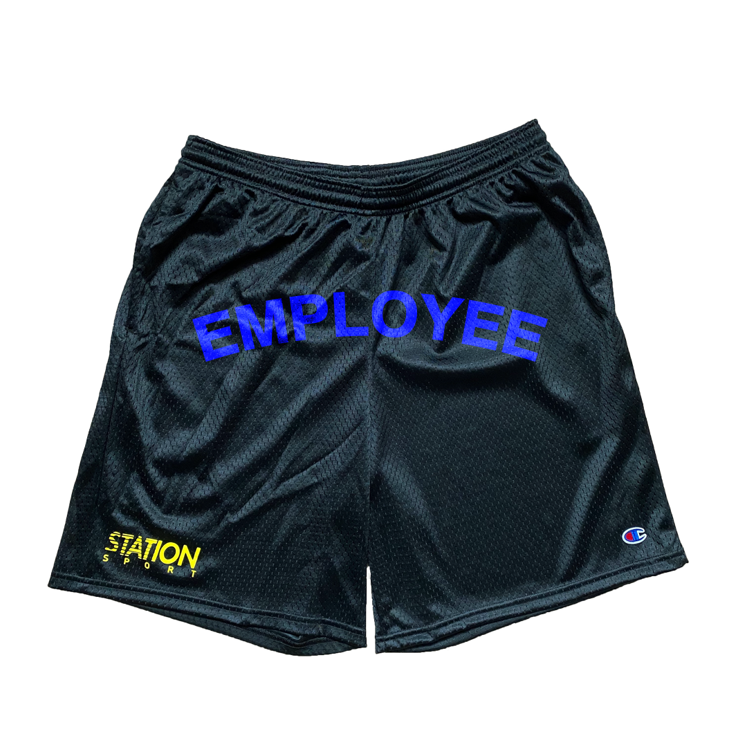 Station Sport 'Employee' Athletic Shorts