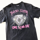 '86 Twisted Sister Tour Tee
