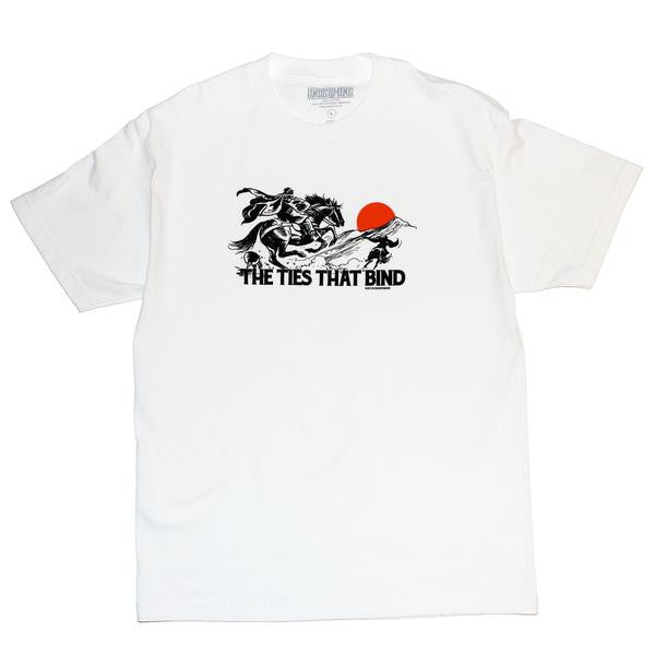 Undermine The Ties That Bind Tee (White)
