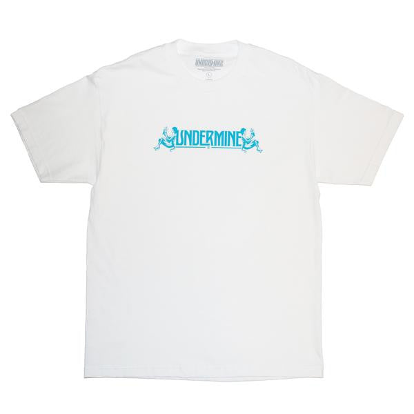 Undermine Nothing Left Tee (White)