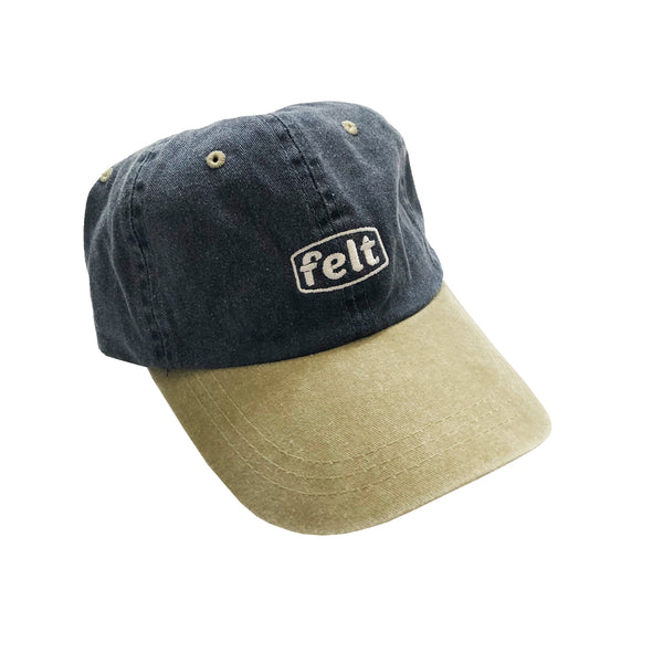 Felt Navy '94 Amusement Park' Cap