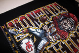 Joe Montana 1993 Chiefs Character shirt (XL)