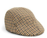 Men's Hound's Tooth Ivy Hat - Little N Kute Boutique