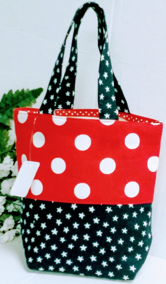 Little Girls 4th of July Tote bag - Little N Kute Boutique