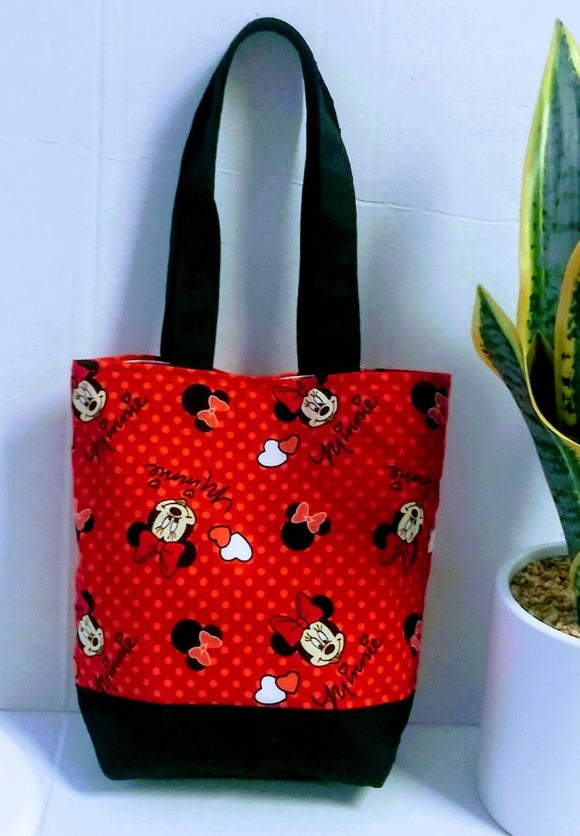 Handmade Little Girls Purse Tote bag - Little N Kute Boutique