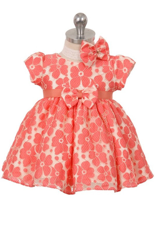 Baby Girls Dress Lace