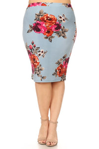 Women's Pencil Skirts MOA COLLECTION - Little N Kute Boutique