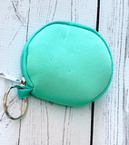Face Mask Keychain Pouch