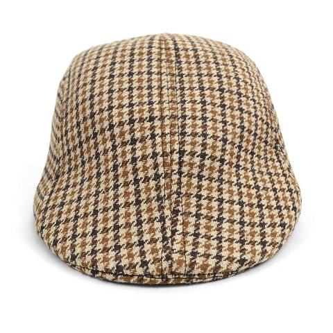 Men's Hound's Tooth Ivy Hat