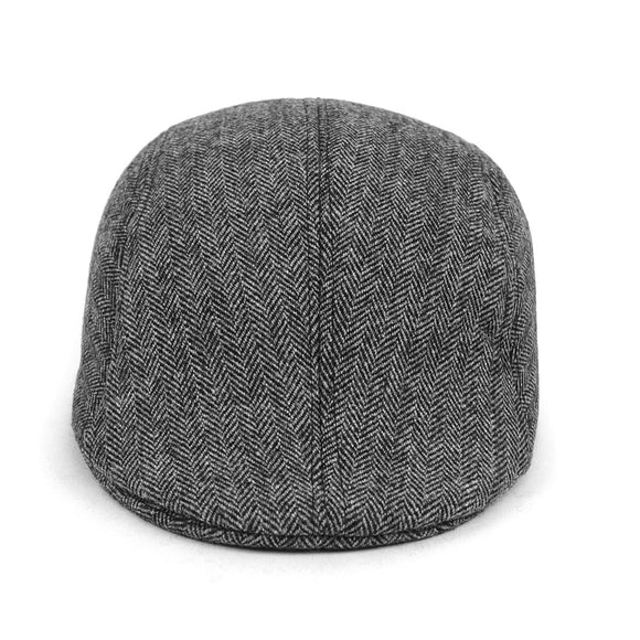 Boys Herringbone Ivy Hat Fall/Winter - Little N Kute Boutique
