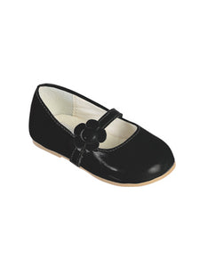 Mary Jane Baby Girls Dress Shoes  Patent - Little N Kute Boutique
