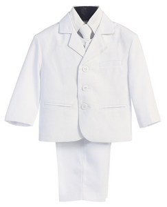 Boys Husky First Holy Communion Suits By Lito 3710 - Little N Kute Boutique