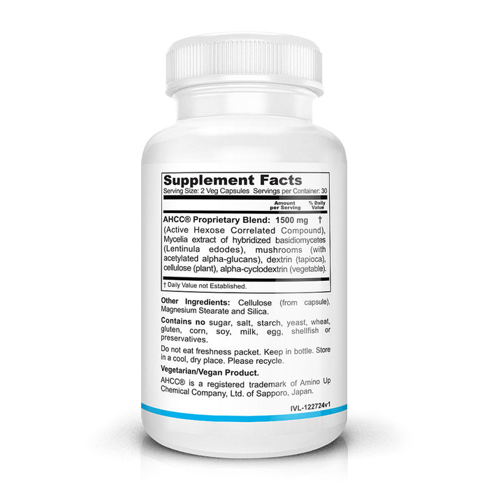 A H C C  Maximum Strength 750 mg/capsule, 60 capsules