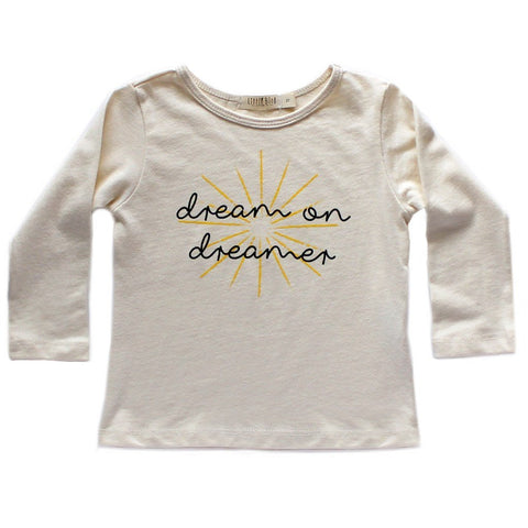 Dream On Dreamer Long Sleeve Tee