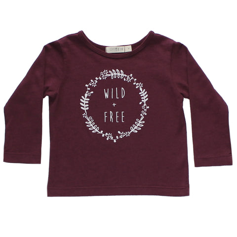 Wild + Free Long Sleeve Tee