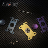 MecArmy GP1 Colorful Titanium (Gold, Blue, Purple, Green) Fidget Hand Spinner