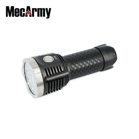 MecArmy PT26 USB Rechargeable 26650 Flashlight - MecArmy USA