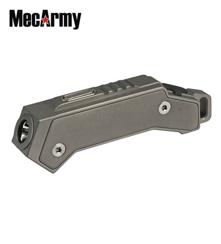 MecArmy FL02 Rechargeable Keychain Flashlight - MecArmy USA