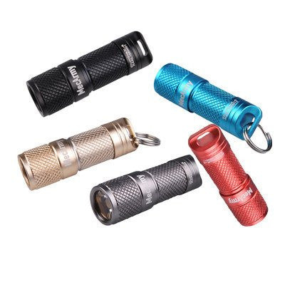 MecArmy illumineX-4 Aluminum EDC Flashlight - MecArmy USA