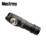 MecArmy FM16 Dual Switch 1000 Lumens Compact Flashlight - MecArmy USA