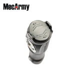 MecArmy FM16 Dual Switch 1000 Lumens Compact Flashlight