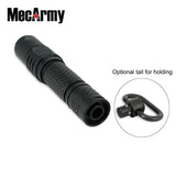 MecArmy MOT10 1000 Lumens CREE XPL-HI USB Rechargeable Powerbank Flashlight - MecArmy USA