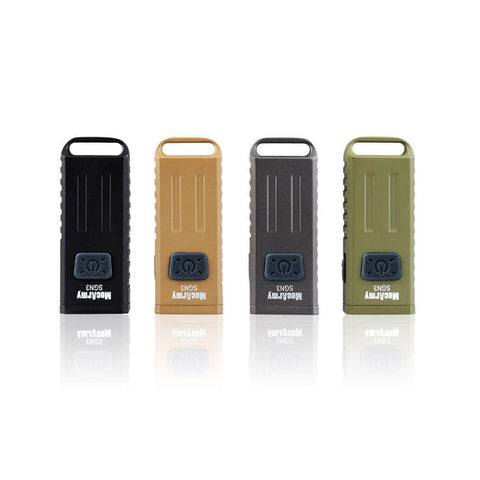 MecArmy SGN3 USB Rechargeable EDC Flashlight - MecArmy USA