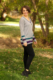 Gina Sweater in Grey