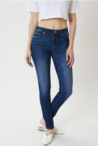 Jacey Classic Skinny Jean by KanCan