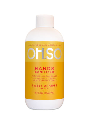 Hands - Sweet Orange Refill - 8oz