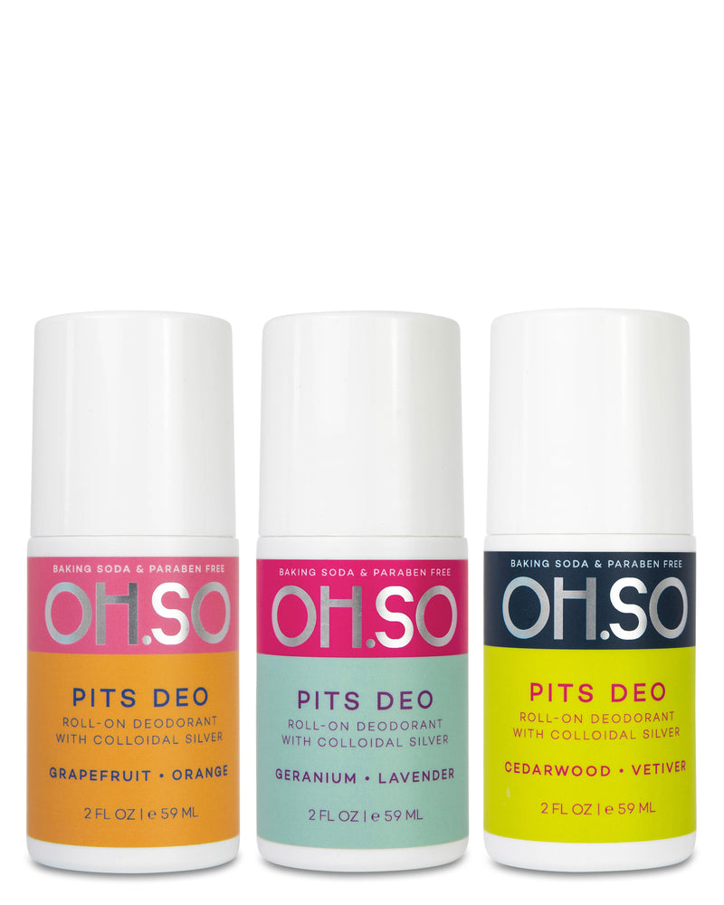 Pits Deo - Trio