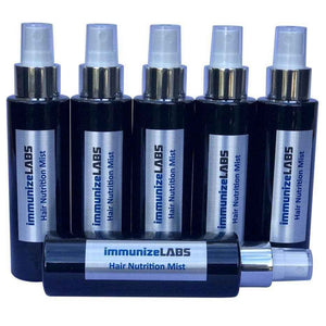 Kit5 (5 Hair Nutrition Mist + 1 FREE) $40 Off + FREE shipping - immunizeLABS
