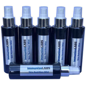 Kit6 (5 Skin Nutrition Mist + 1 FREE) $40 Off + FREE shipping - immunizeLABS