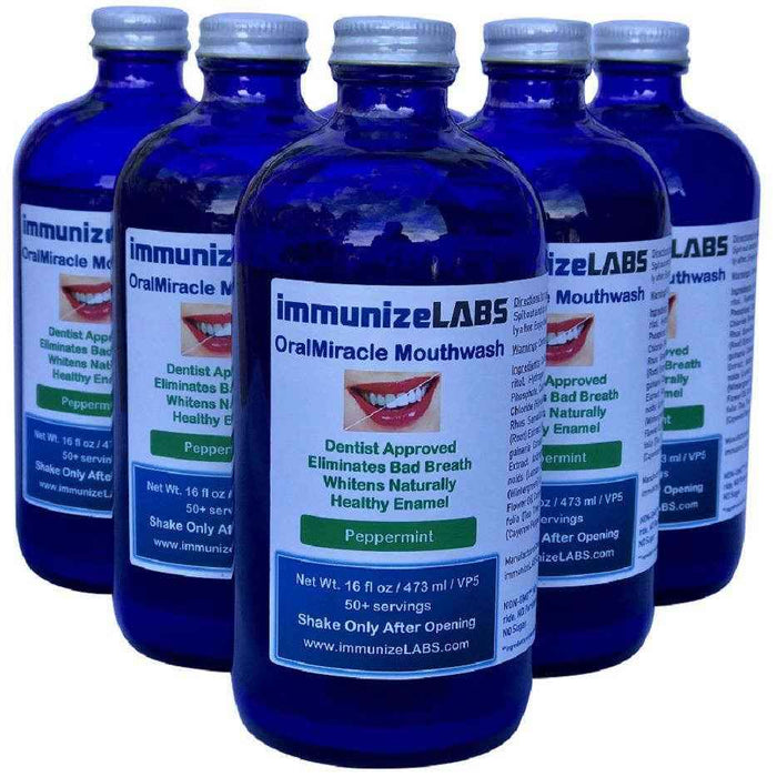 Kit7 (6 Bottles of OralMiracle)