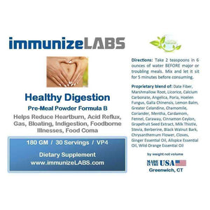 Chronic Constipation Relief Formula - immunizeLABS