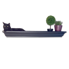 Cat wall shelf bed
