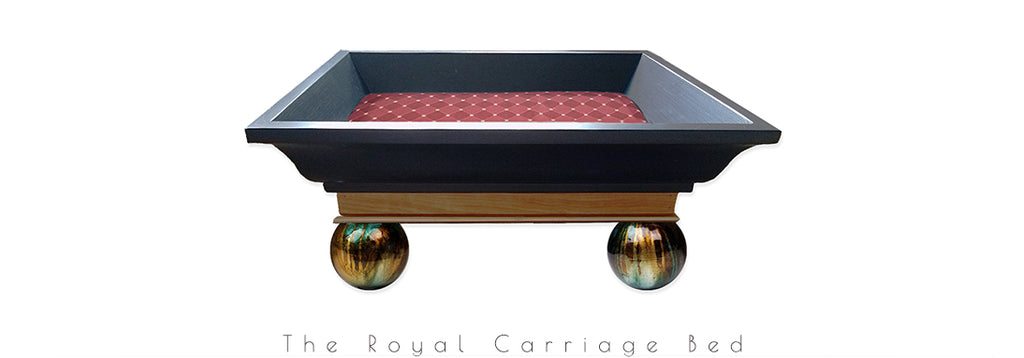 The Royal Carriage Bed