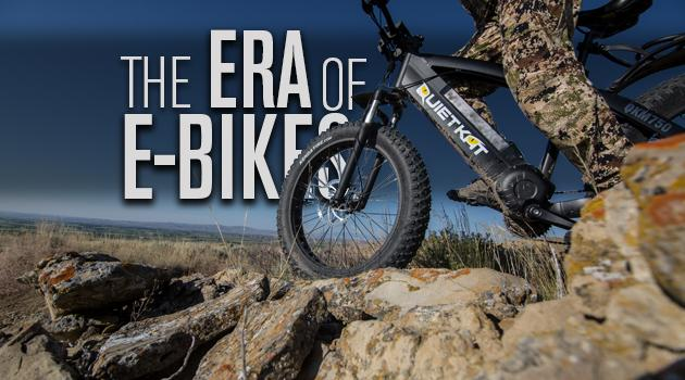 E-Biking In The Backcountry