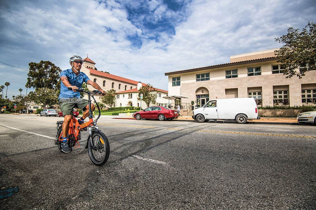 Green Bike USA GB500 Folding Electric Bike Review