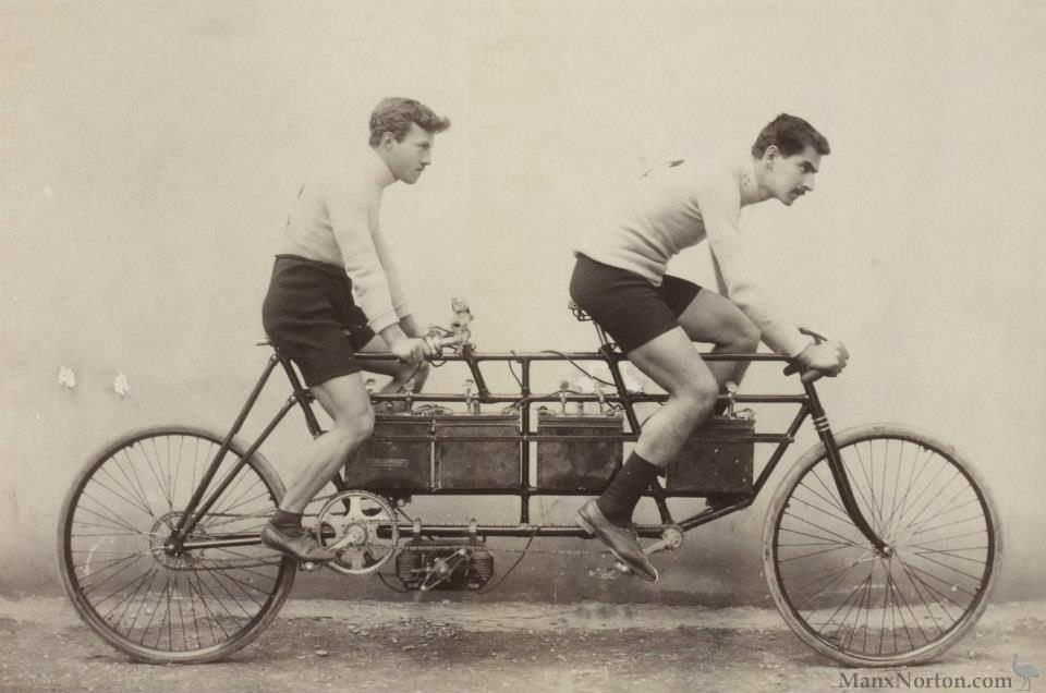 How it All Got Started: The History of the Electric Bike
