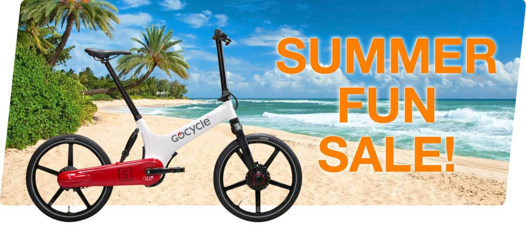 Summer Fun Sale on Amazing Electric Bikes and Scooters!