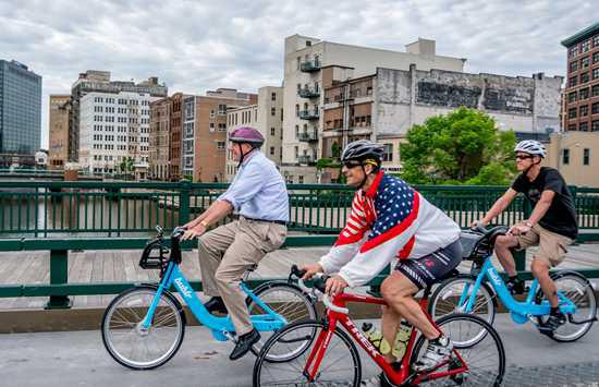 10 Best Places for Cyclists in the USA