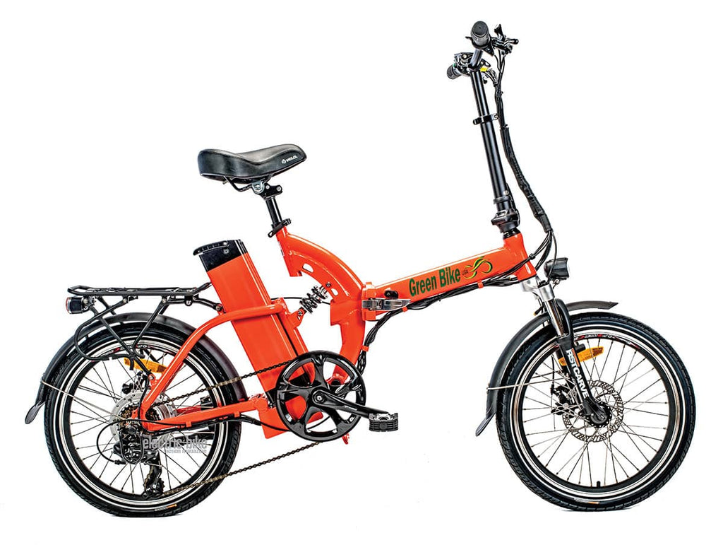 Green Bike USA GB500 review