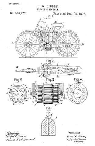 the history of electric bikes
