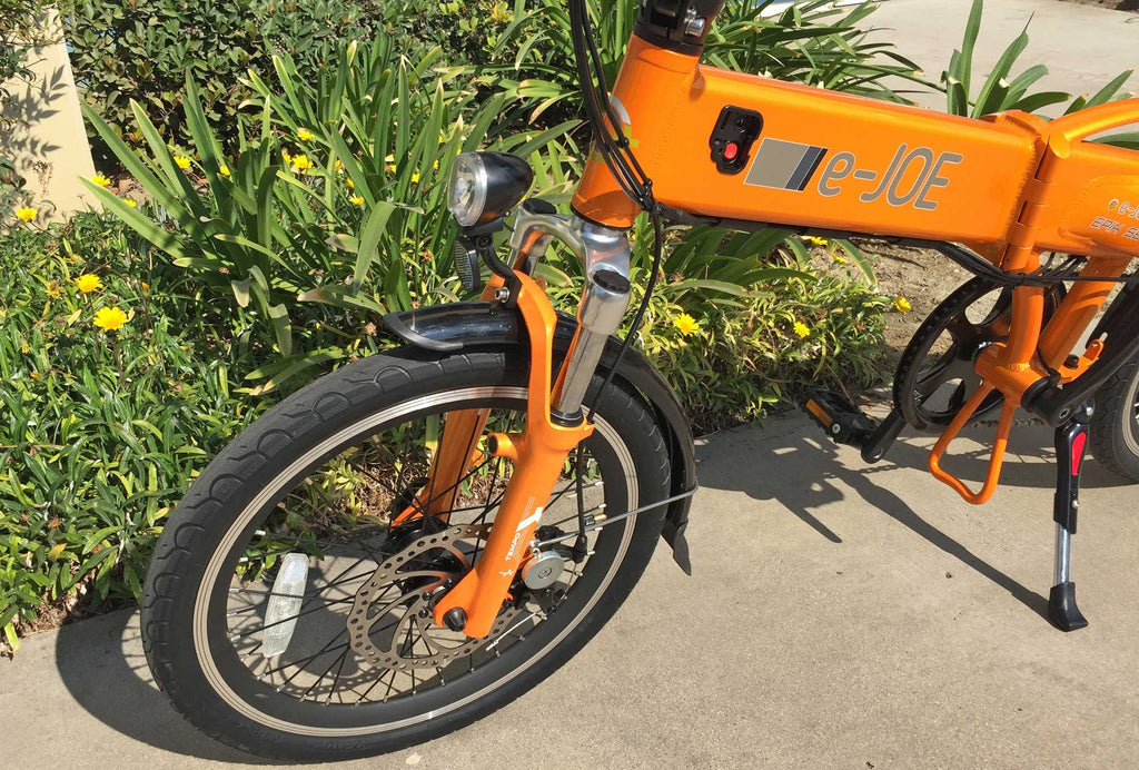 E-Joe electric bike Epik se